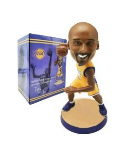 2021 Lakers Kobe Bryant Action Figure With Bobblehead NBA Je