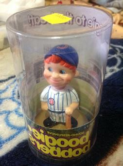 Chicago Cubs Boogie Bobbers Mini Bobblehead