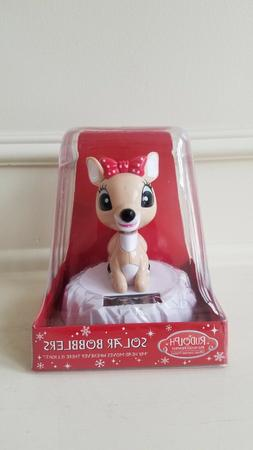 Clarice from Rudolph the Red Nosed Reindeer  Solar Bobble He