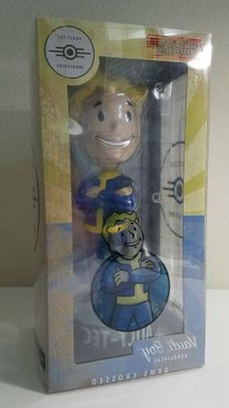 """Gaming Heads Fallout 4 Vault Boy 12"""" ARMS CROSSED Mega Bobbl"""