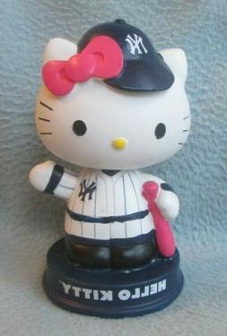 Hello Kitty New York Yankees Bobblehead 2014 Forever Collect