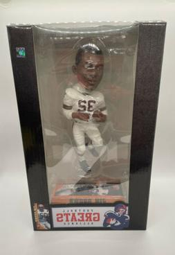 Jim Brown Cleveland Browns Forever Collectibles  Player Bobb