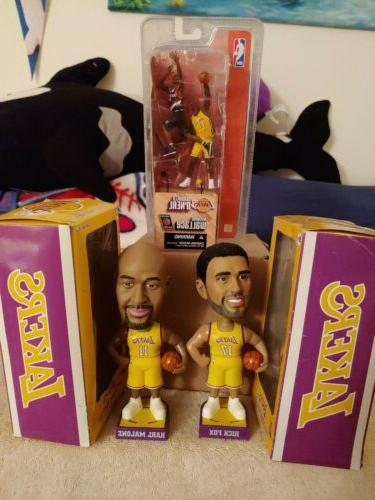 lakers all stars bobble heads o neal