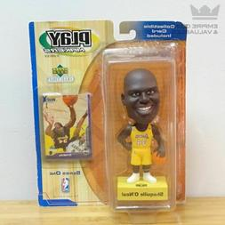 Upper Deck Play Makers Series One Shaquille O'Neal Bobble He