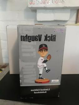 Rick Vaughn Wild Thing Bobblehead Cleveland Indians