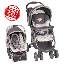 Baby Stroller Car Seat 3in1 Travel System Infant Carriage Bu