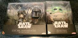 The Mandalorian and IG-11 Cosbaby Bobble-Head Figure Set and