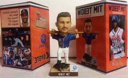 Tim Tebow with Alligator 2017 Port St. Lucie Mets Bobblehead