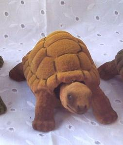 TURTLE-BOBBING-BOBBLE-HEAD ONE BROWN or GREEN -DECORATION-OF